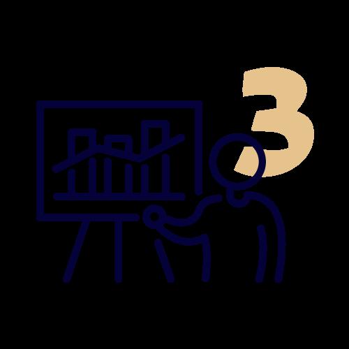 Lindebarn icon 3 blue